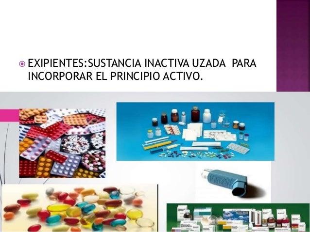 1. Nombre químico Es necesario considerar que un fármaco es, ante todo, una sustancia química y que, por tanto, su primer ...
