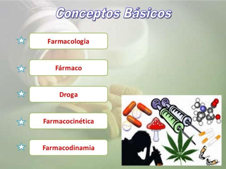 Farmacologia General UNERG Slide 3