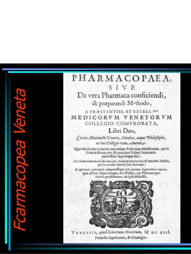 Fcarmacopea Veneta Venezia,1617