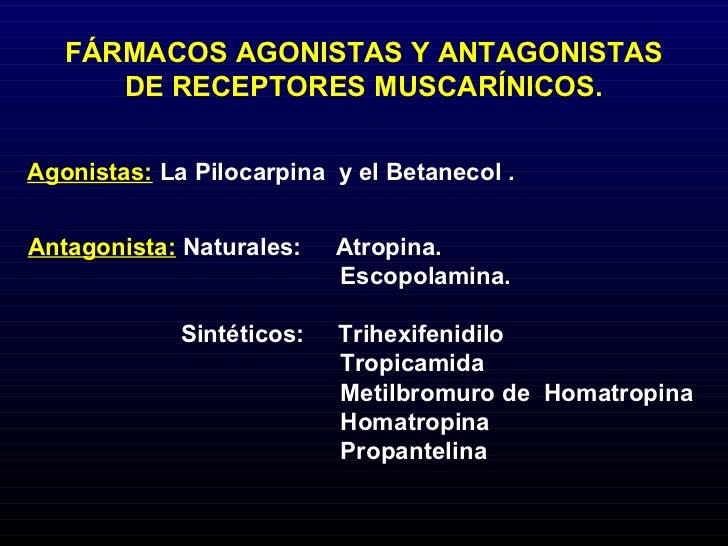 Resumen farmacos sinteticos