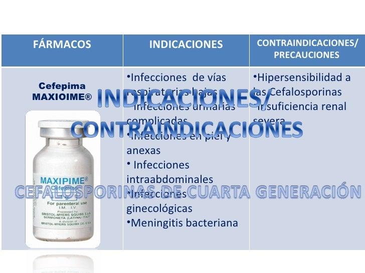 Farmacos antibioticos betalactamicos