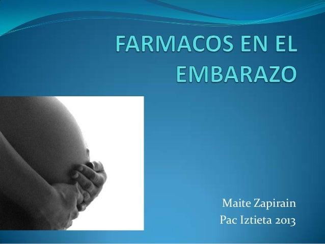 Maite ZapirainPac Iztieta 2013