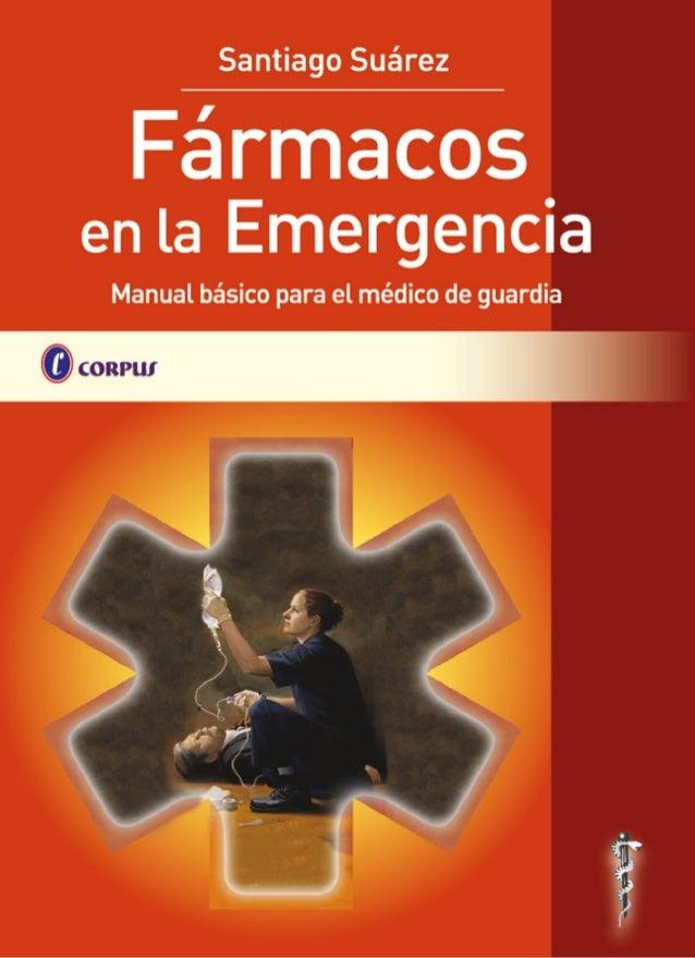 Fármacos en la Emergencia
