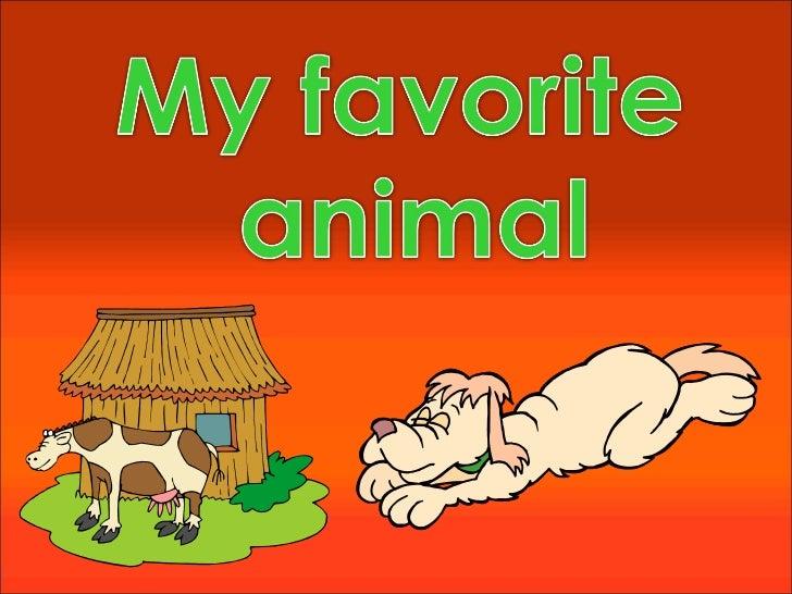 farm animals ppt