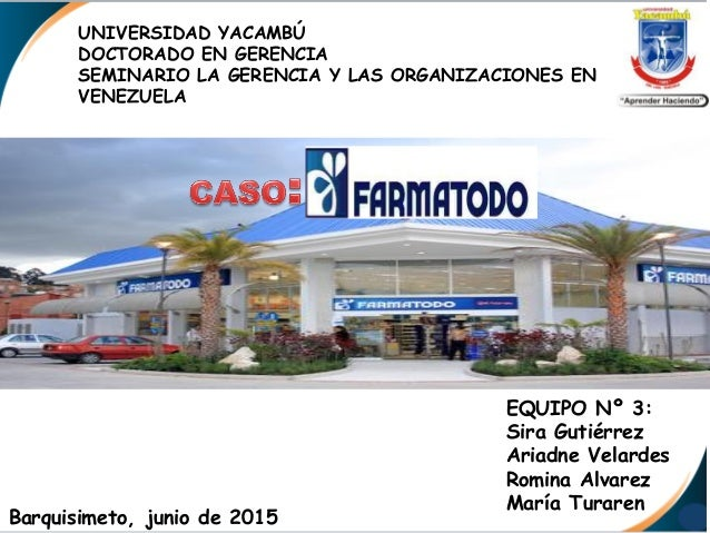 EQUIPO Nº 3: Sira Gutiérrez Ariadne Velardes Romina Alvarez María Turaren Barquisimeto, junio de 2015 UNIVERSIDAD YACAMBÚ ...