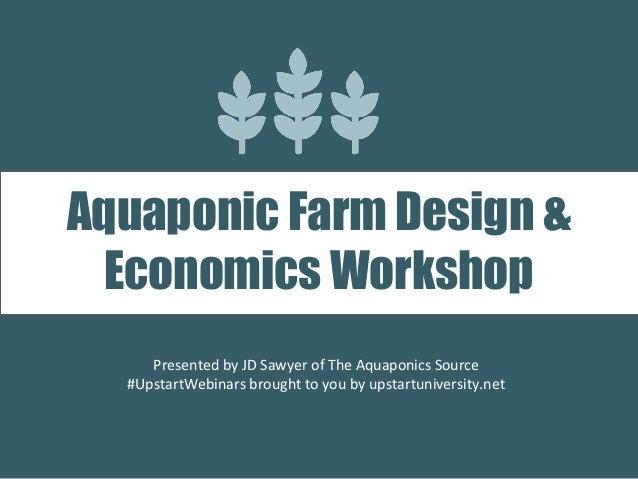 DWC Farm design workshop
