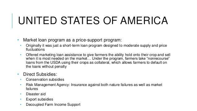 Farmer income support across world Slide 3