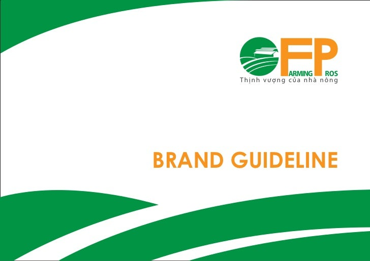 BRAND GUIDELINE          Created by www.Saokim.com.vn