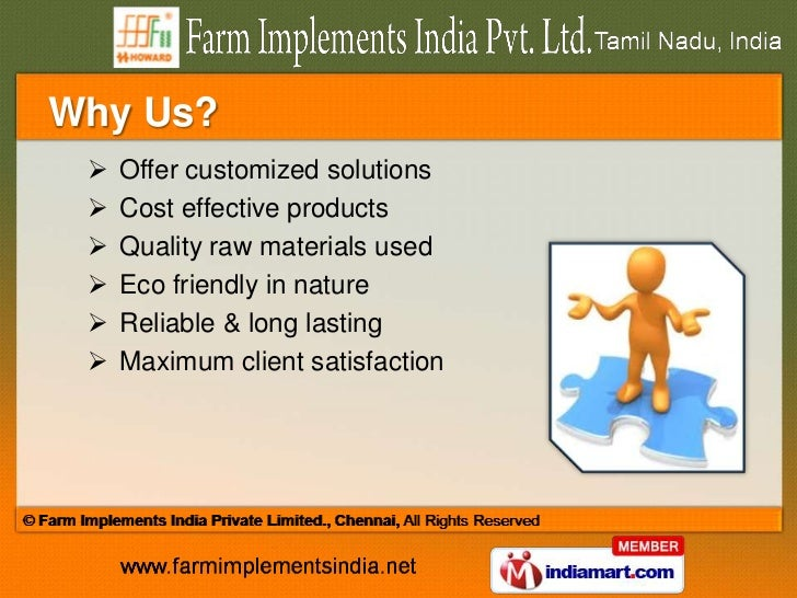 Agricultural Tools Manufacturer Supplier Companies Ltd Mail: Farming Equipment By Farm Implements India Private Limited