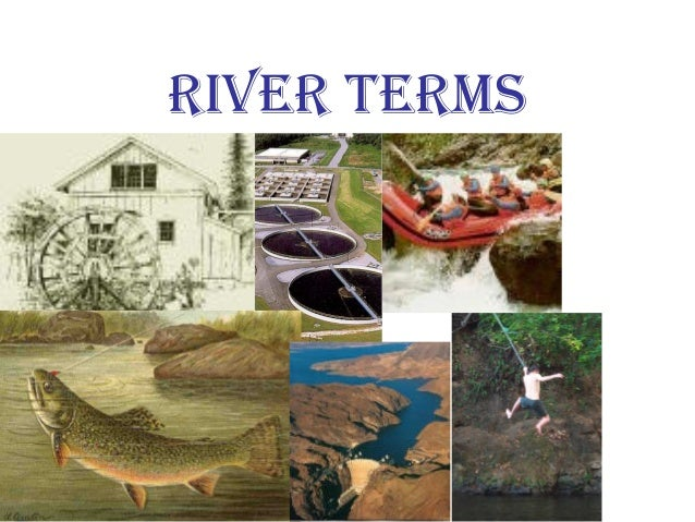RiveR TeRms