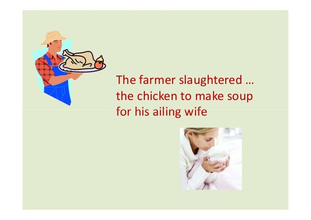 Parable The Pig And Chicken: Farm Tales: The Mouse Trap