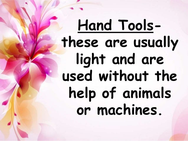 farm tools in agricultural crop production Sustainable crop production is a way of  to agricultural and food production practices  lack of crop rotation on industrial farms result in the .