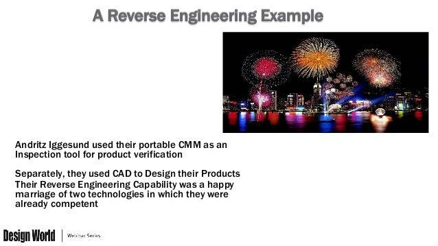 reverse engineering examples