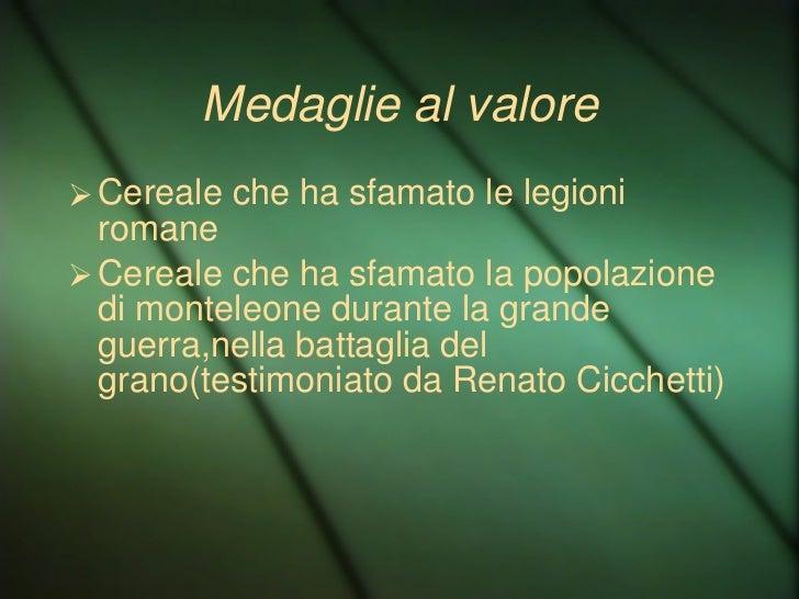 Matrimonio Rituale Romano : Farro patrimonio alimentare