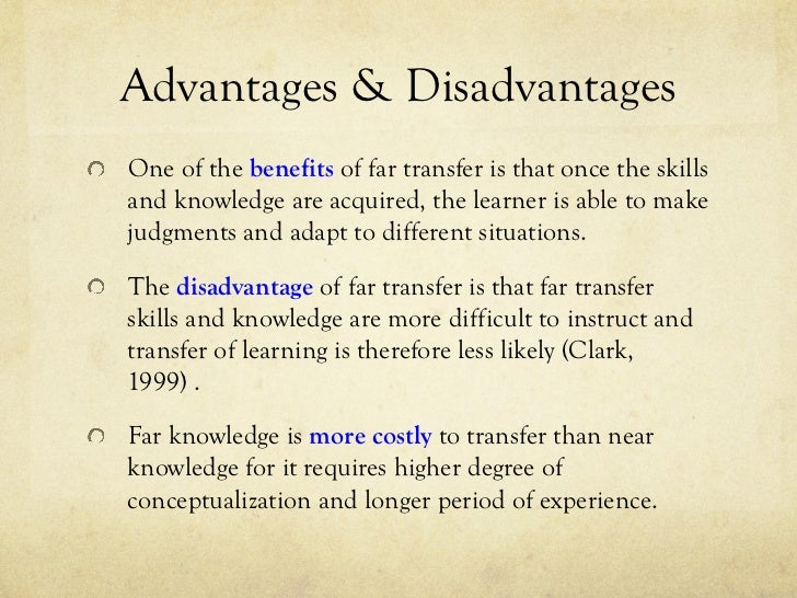 """advantages and disadvantages of tacit knowledge The reflective practitioner  and evaluate the situation another term he introduces is """"knowing in action"""" to describe tacit knowledge."""