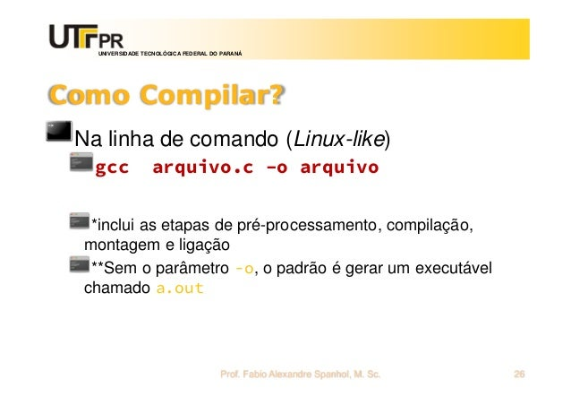 Linguagem C 01 T Picos Introdut Rios
