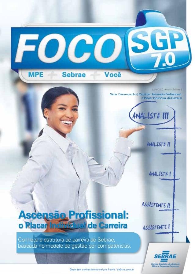 Julho 2012 - Ano I - Edição 2Série: Desempenho | Capítulo: Ascensão Profissional:o Placar Individual de CarreiraConheça a ...