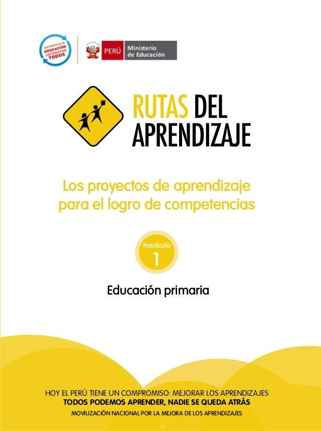 3 Todos podeMos aprender, nadie se QUeda aTrÁs Hoy el Perú tiene un comPromiso: mejorar los aPrendizajes Todos podemos apr...