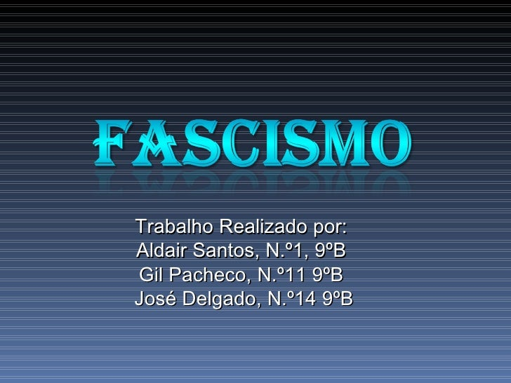 Trabalho Realizado por: Aldair Santos, N.º1, 9ºB Gil Pacheco, N.º11 9ºB José Delgado, N.º14 9ºB