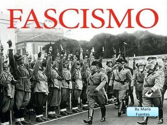 Resultado de imagen para fascismo