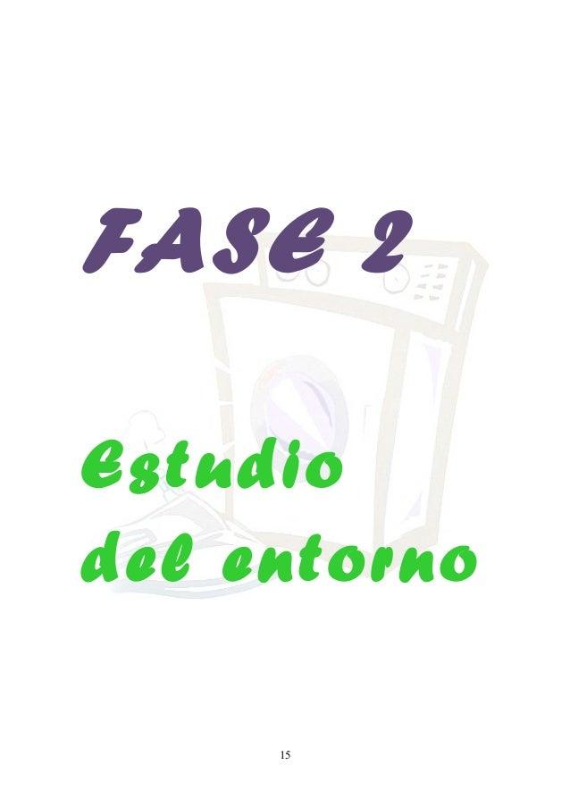 FASE 2Estudiodel entorno     15