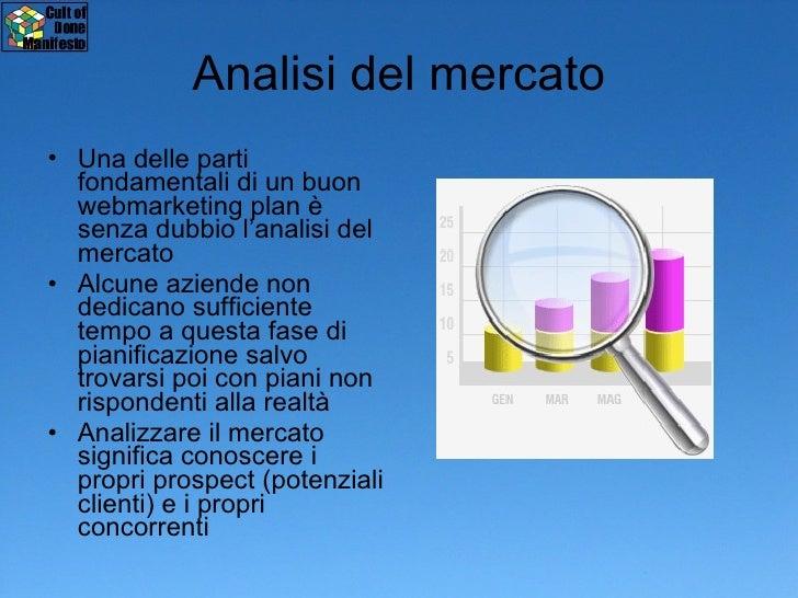 Webmarketing plan per microimprese analisi del mercato for Piani di appartamento garage a buon mercato