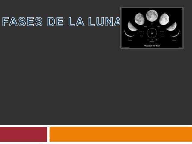 La Luna     La Luna es el único satélite natural de la Tierra. Su diámetro es de unos 3.476 km, aproximadamente una cuar...