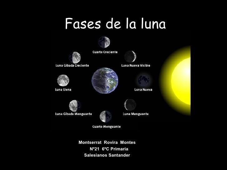 Fases de la luna1 for Calendario menguante