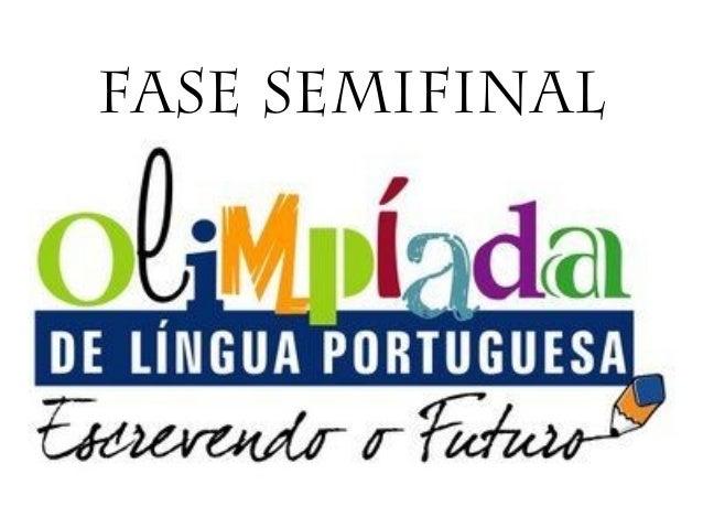 Fase Semifinal