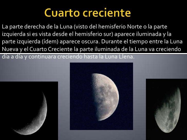 Stunning Fases De La Luna Cuarto Creciente 2013 Contemporary - Casas ...