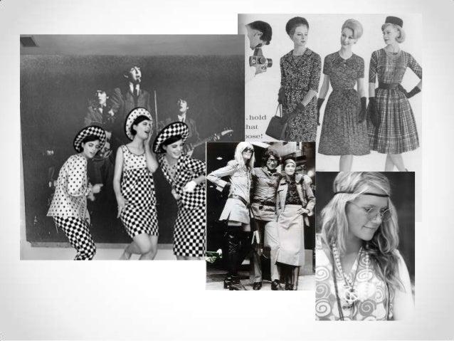 1960s 2000s Fashion
