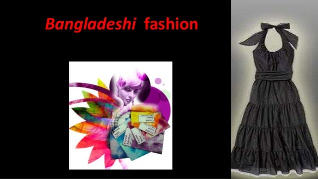 Bangladeshi fashion