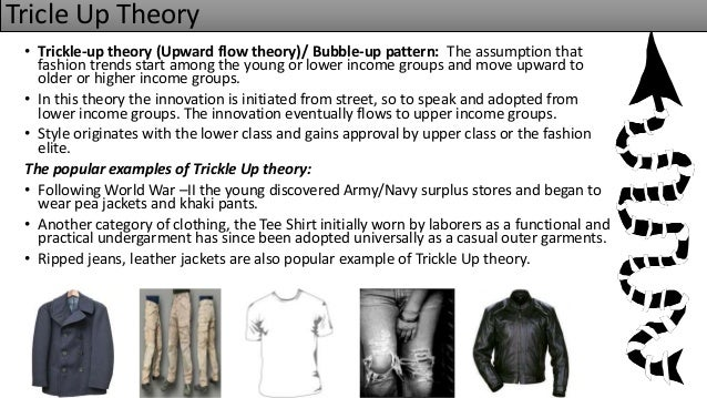 fashion flow theories misconceptions on fashion Blogging in the fashion industry: a descriptive study of the use of the two-step  flow communications theory by professional and citizen bloggers to become.