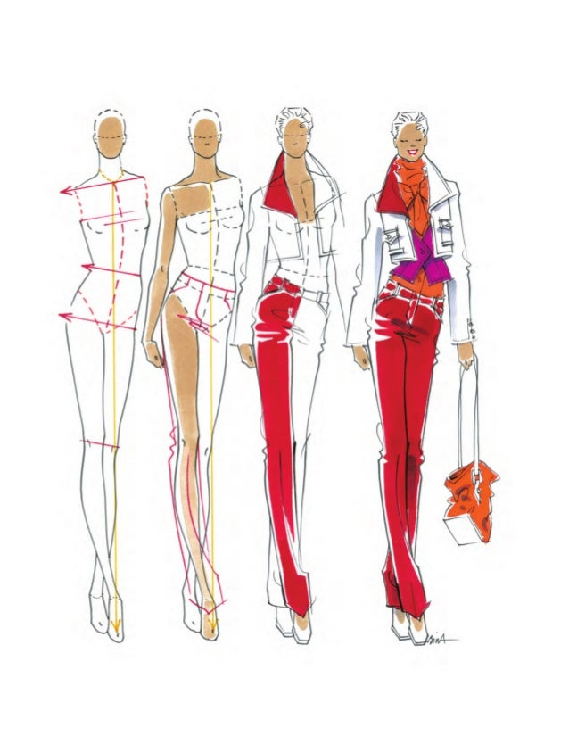 Fashion design illustration books pdf