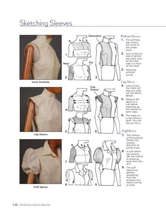 Fashion sketchbook notched v band collar 20 110 fashion sketchbook fandeluxe Image collections