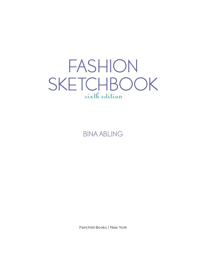 Fashion sketchbook Slide 3