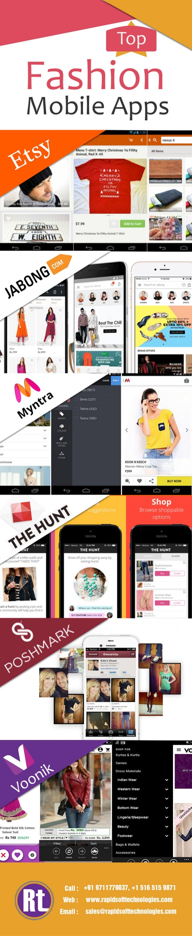 Best Fashion Shopping app for the fashion lovers
