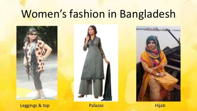 Fashion Concept In Bangladesh