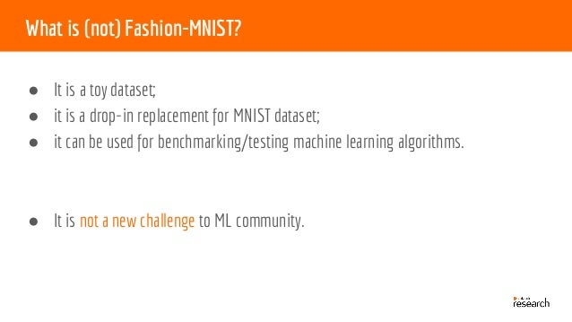 Fashion-MNIST: a Novel Image Dataset for Benchmarking