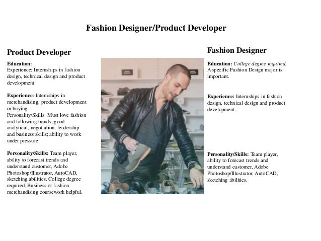 Career Path For Fashion Careers