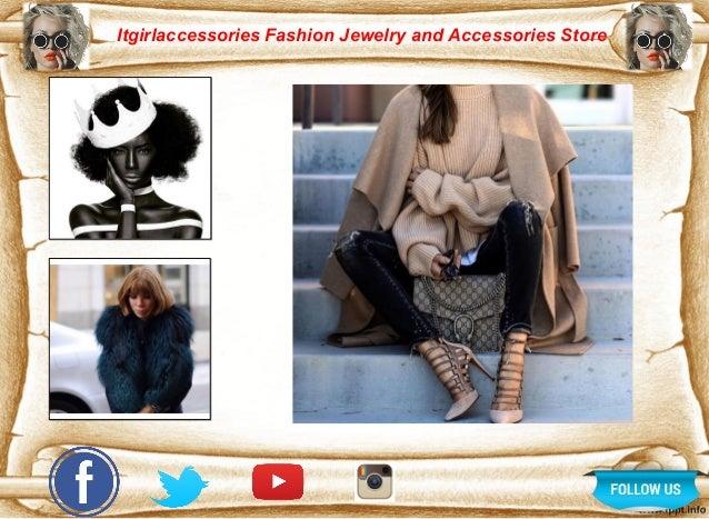 Fashion Accessories Online - Jewelry Store Slide 2