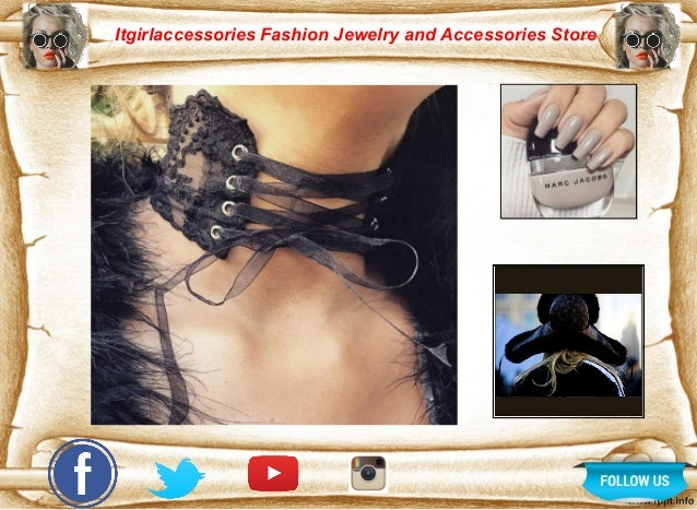 Fashion Accessories Online - Jewelry Store Slide 3