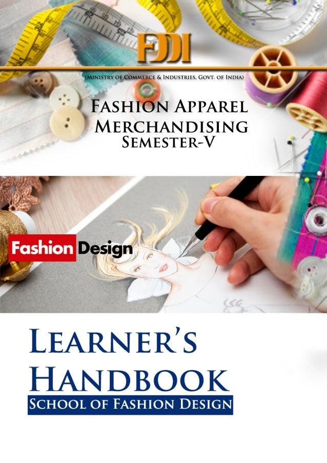 Fashion A Merchandising