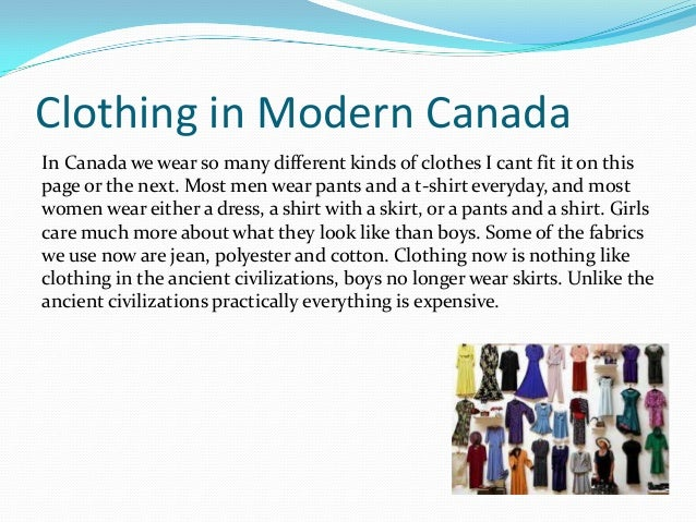 Fashion and clothing in ancient civilisations