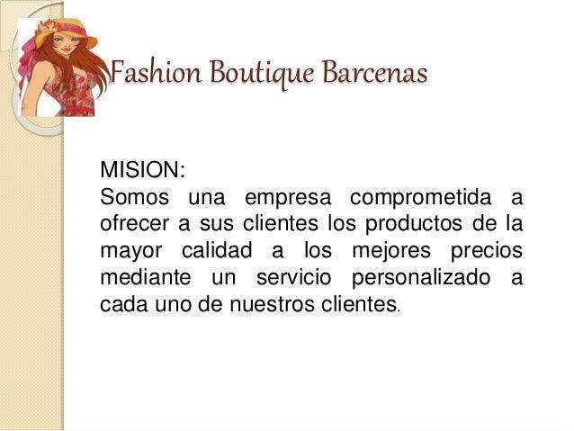 Fashion Boutique Barcenas