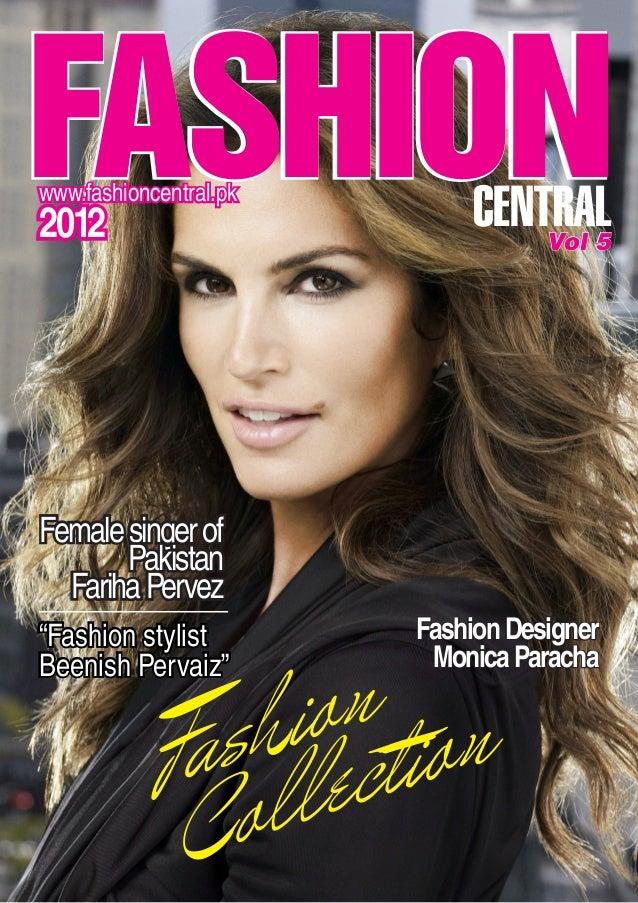 Fashioncentral Volume 5