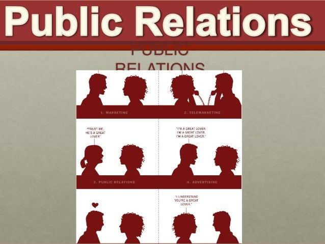 PUBLIC  RELATIONS  UNBIASED  INFORMATION