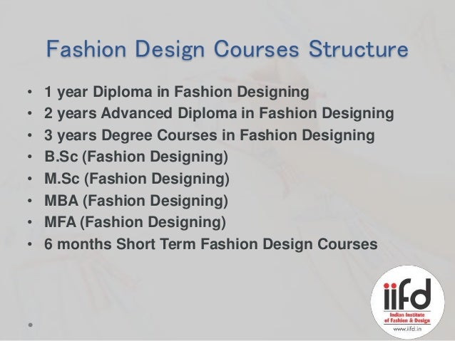 Fashion Design Courses Chandigarh By Indian Fashion Institute