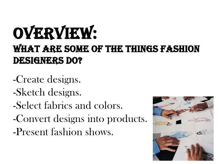 Skills to be a fashion designer 73