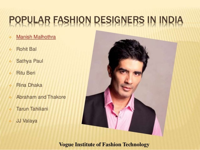 Fashion Design The Worlds Premier Industry